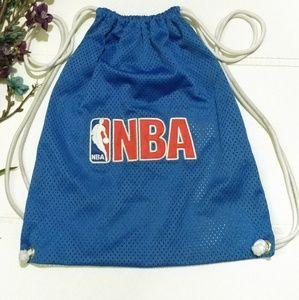 NBA Basketball Jersey Drawstring Backpack